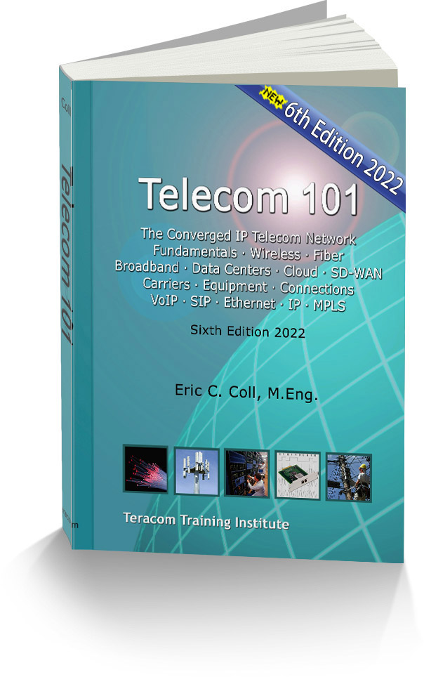 telecom network reference book and TCO certification study guide