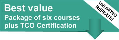 Great value - CIPTS Certification