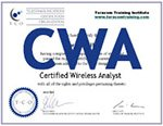 TCO Certified Wireless Analyst CWA Certification Package
