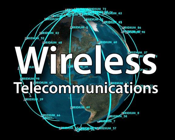 Wireless Telecommunications logo