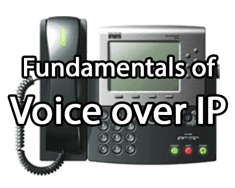 Course 2221 Fundamentals of Voice over IP