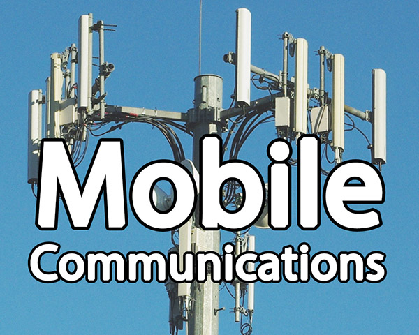 Course 2232 Mobile Communications