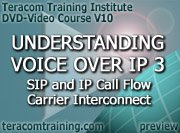 video preview - Understanding VoIP 3: SIP · IP Call Flow · Carrier Interconnect