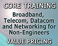 instructor-led course 101: telecom, datacom and networking for non-engineering professionals