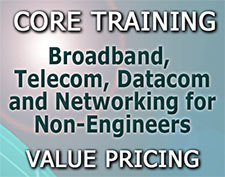 Course 101 Telecom, Datacom and Networking for Non­Engineers