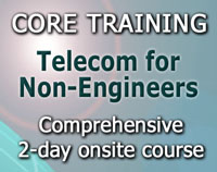 Course 102 Telecom for Non-Engineers