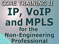 Course 110 core training II: IP, VoIP and MPLS