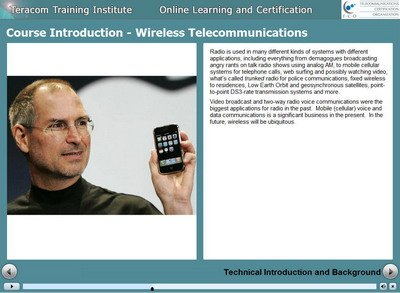 Free lesson 1 - Course Introduction - Wireless Telecommunications
