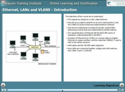 Course L2111 Ethernet, LANs and VLANs