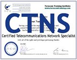 CTNS Certified Telecommunications Network Specialist TCO