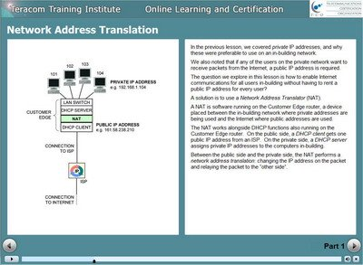 Free Lesson: Network Address Translation
