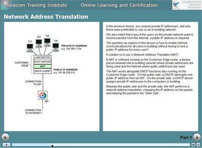 Free Lesson 9: Network Address Translation