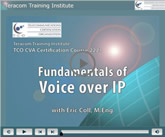 Course 2221 Fundamentals of Voice over IP - Introduction
