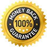 buy with confidence.  30-day money back guarantee.