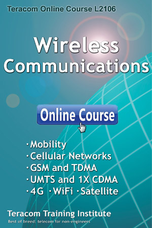 Online Course L2106: Wireless Telecommunications - Introduction - Free Lesson