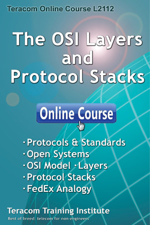 Course 2212 The OSI Layers and Protocol Stacks - Introduction - Free Lesson
