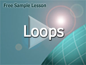 Course V1 Free Lesson: Loops