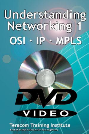 Training Courses On DVD Video Telecommunications Data