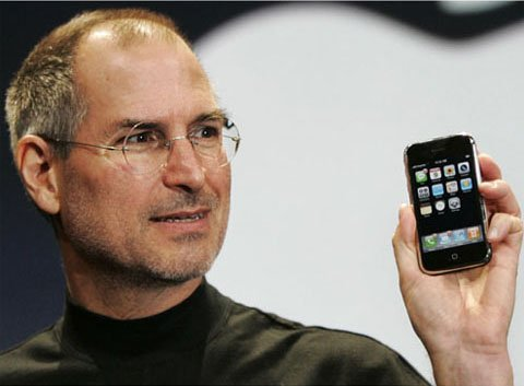 Steve Jobs and the iPhone