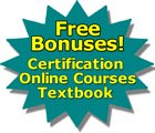 check out the free bonuses included with seminars and DVDs