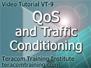 TERACOM VIDEOTUTORIAL V9: Traffic Profiles, Diff-Serv and Service L