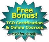 bonus free tco certifications and courses