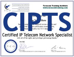 tco cipts telecommunications certification