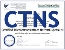 TCO CTNS Certification
