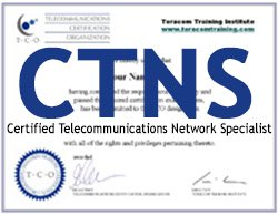ctns telecommunications certification