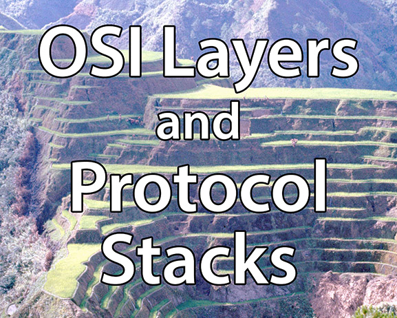 Course 2212 The OSI Layers and Protocol Stacks