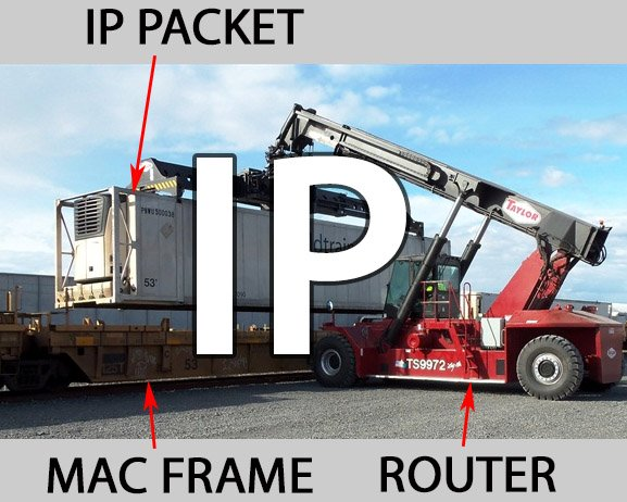 Course 2213 IP Addresses, Packets and Routers