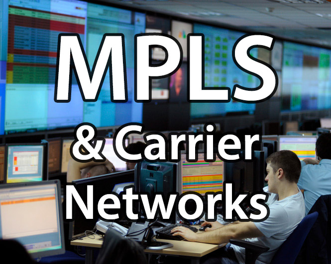 Course 2214 MPLS and Carrier Networks