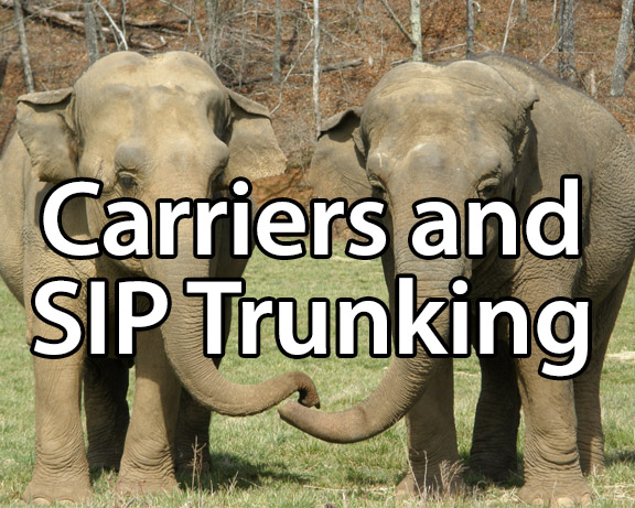 Course 2225 SIP Trunking & Carrier Connections