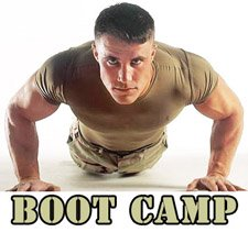 BOOT CAMP: Course 101 and 130 together to make a full week of training