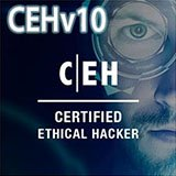 CEHv10 cybersecurity certification
