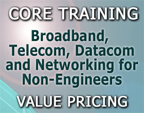 Telecommunications training course: Telecom, Datacom and