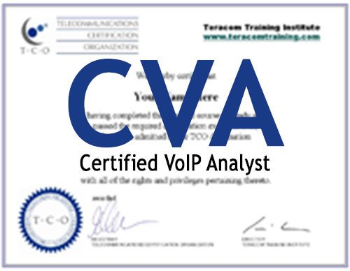 CVA Certified VoIP Analyst Certification