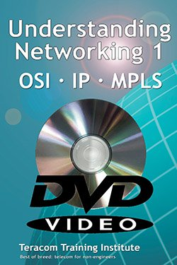 dvd video courses on telecom, datacom, networking, voip, sip, mpls