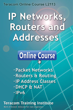 Course 2213 IP Networks, Routers and Addresses - Introduction - Free Lesson