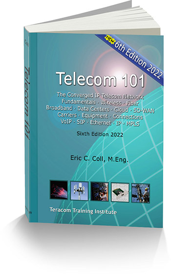 T101 Telecom 101 CTA Study Guide and Telecommunications Textbook