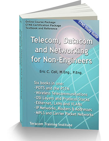 T4210 Telecom, Datacom and Networking for Non‑Engineers CTNS Study Guide