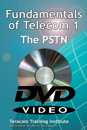 Training Courses on DVD Video: Telecommunications, Data