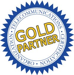 Gold training partner of the Telecommunications Certification Organization (TCO)