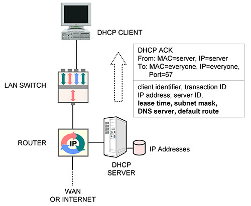 Tutorial: Dynamic IP Addresses and DHCP