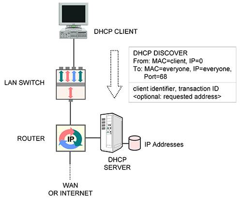 Dhcp Diagram - All Diagram Schematics